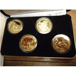grand casino 1997 wildlife collector coins