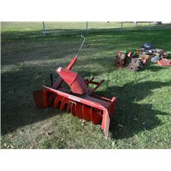 Front mount snow blower, fits Wheel Horse tractors