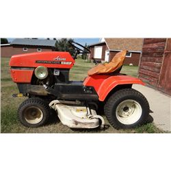 "1975 Ariens S-16 tractor, Mdl 931003, 13 hrs on new engine, hydrostatic, 48"" grass deck"
