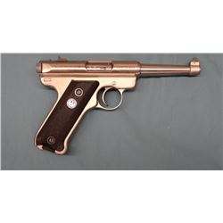 """Ruger M.K.II, .22, semi-auto, stainless, 5"""" barrel s#223-96820"""