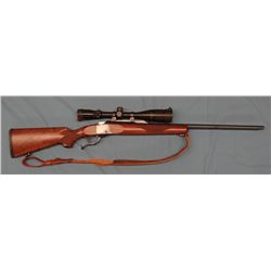 "Ruger No. 1, .204, breech load single shot, 26"" bbl, s#134-04812, w/ Nikon 4.5x14 scope & sling, exc"