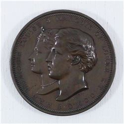 Princess Louise Marquis of Lorne K.T. C.C.M.G. Diameter 50mm