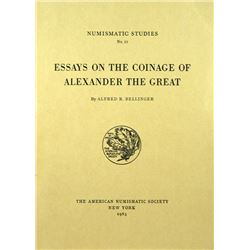 Bellinger on Alexander the Great