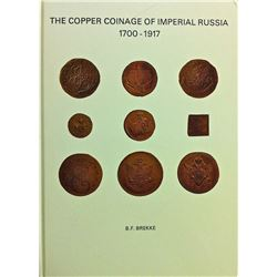 Brekke on Russian Copper Coins