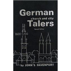 Davenport on German Church & City Thalers