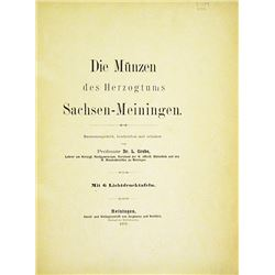 Original Grobe on Saxe-Meiningen
