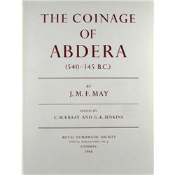 The Coinage of Abdera