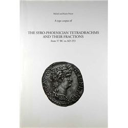 Syro-Phoenician Tetradrachms and Fractions