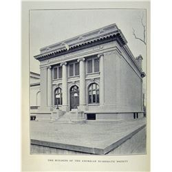 The 1914 ANS Exhibition of U.S. & Colonial Coins