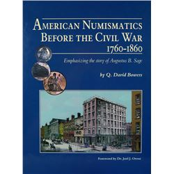 American Numismatics before the Civil War