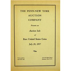 The First Bowers & Ruddy Auction