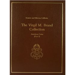 Both Virgil Brand Special Hardcover Editions