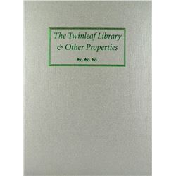 Hardcover Twinleaf & Bassoli Libraries