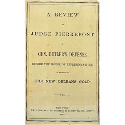 A New Orleans Gold Scandal