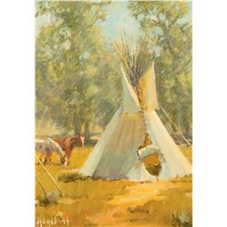 Blackfoot Summer Camp