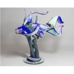 Venetian Glass Fish