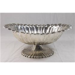 800 Silver Bowl on Stand