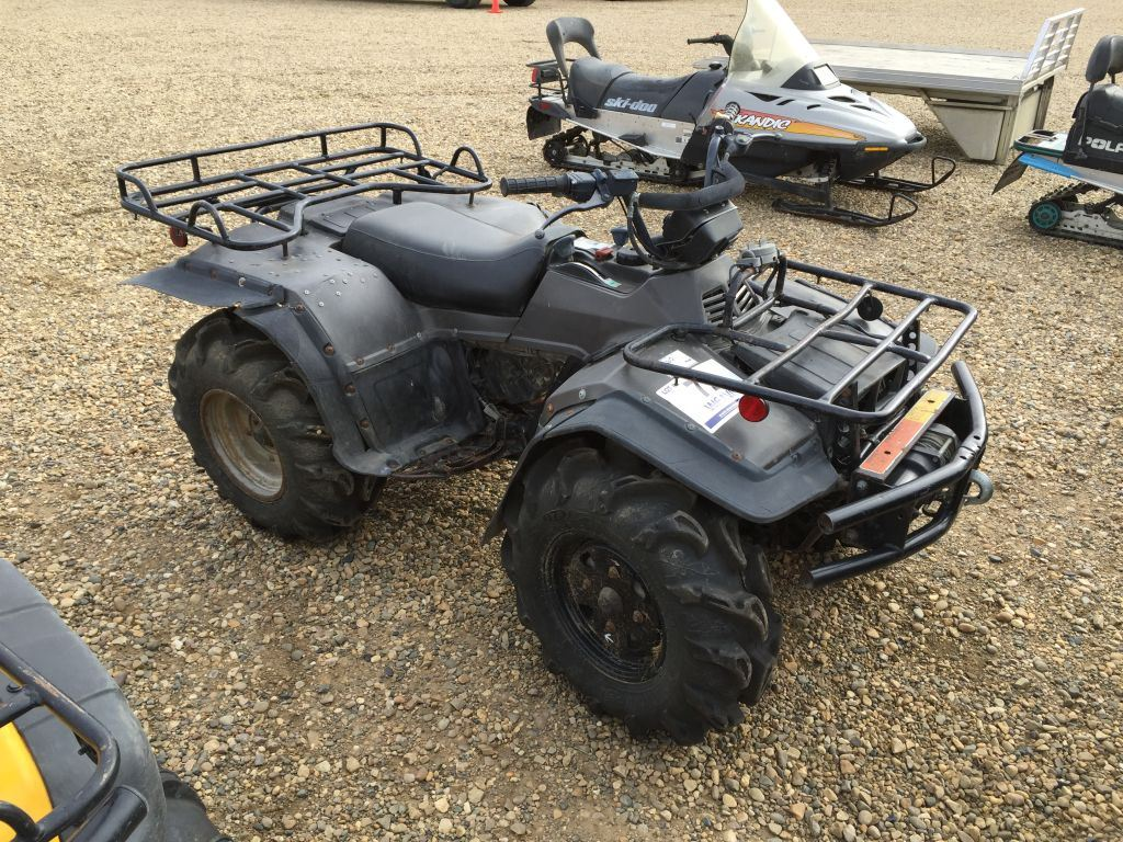 1996 suzuki king quad 300 atv. Black Bedroom Furniture Sets. Home Design Ideas