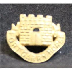 B31. Fort Garry Horse Collar badge
