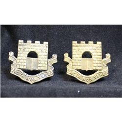 B32. Fort Garry Horse Collar badge lot