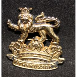 B36. 6th Duke of Cannaught's, Royal Canadian Husasars, SWEETHEART pin