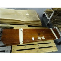 5  5' Wood Boards - 5 Times the Money