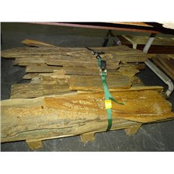 Lot of Driftwood - 3 Super Curly Live Oak Planks - 8'-9' - 3 Times the Money