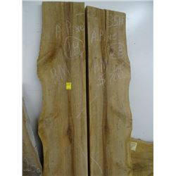 2 Pic Wic Style Pine Wall Board 8' Long - 2 Times the Money