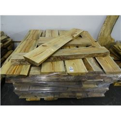 74 Southern Yellow Pine Slabs 5' - 74 Times the Money