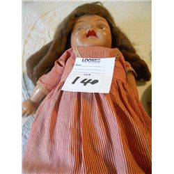 HARD COMPOSITION DOLL