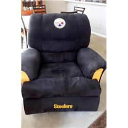 Pittsburgh Steelers Reclining Chair
