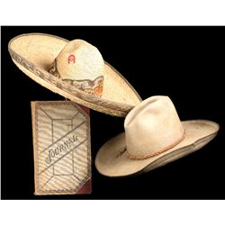 Rodeo Journal, Hat & Sombrero