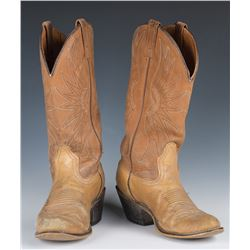 Roy Rogers' Personal Boots