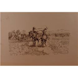 Charles Russel, Limited Edition Print,