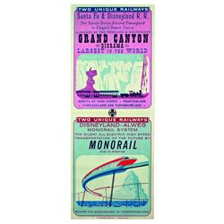 Grand Canyon/Monorail Gate Flyer