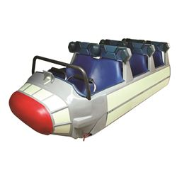 Space Mountain Ride Vehicle