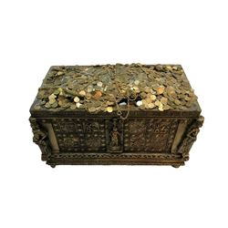 National Treasure Treasure Room Artifacts: Gold Chest