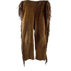 The Lone Ranger Tonto's (Jay Silverheels) Hero Pants Movie Costumes