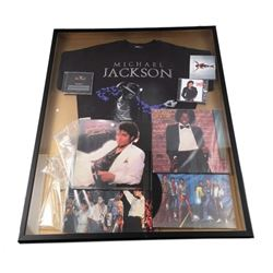 Michael Jackson Memorabilia Collection