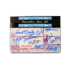 Pacific Air 121 Cast Autographed Slate