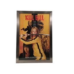 Kill Bill Autographed Director and Cast Poster