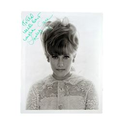 Leslie Gore Autograph Photo
