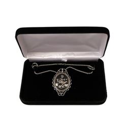 Twilight Lioncrest Pendant Necklace