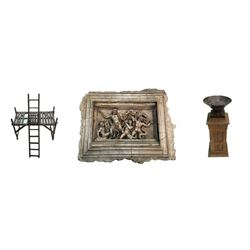 National Treasure Treasure Room Artifacts: Greco-Roman Sculptural Frieze