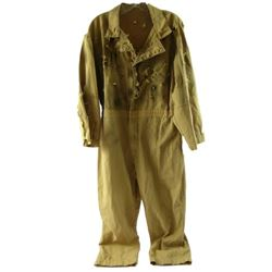 Men In Black 3 Jemaine Clement Bullet Ridden Jumpsuit Movie Costume