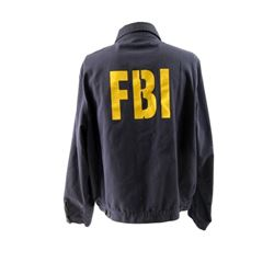 24 TV Series FBI Jacket Movie Costumes