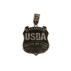 Austin Powers: International Man Of Mystery USDA Pendant Movie Props
