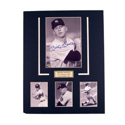Mickey Mantle Yankees Autographed Photo