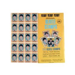 Beatles Collector Postage Stamps