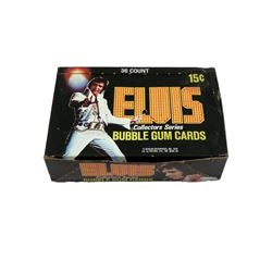Elvis Sealed Collector Cards